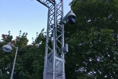 Event CCTV Installation and Wireless Backhaul