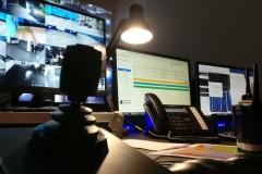 Event Control Room, CCTV, VoIP, Logging & UHF Radio System